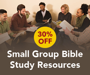 Small Group Bible Study Resources - 30% Off