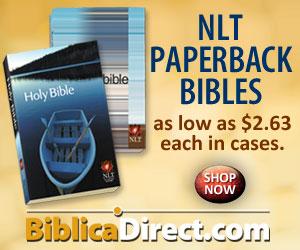 NLT Paperback Bibles
