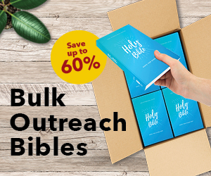 Bulk Outreach Bibles - Save up to 60%