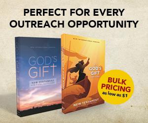 Gods Gift New Testaments