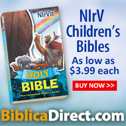 NIrV Children's Bibles