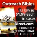 Outreach Bibles