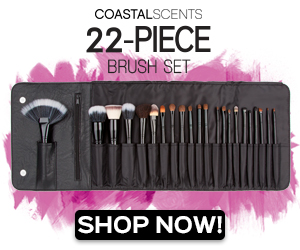 22 Piece Brush Set. https://www.coastalscents.com/collections/brushes-sets-and-cases/products/22-piece-brush-set