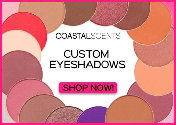 Coastal Scents Custom Eyeshadows. Shop Now!