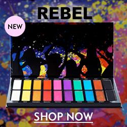 New Rebel Palette