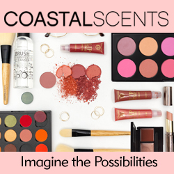 Coastal Scents makeup items