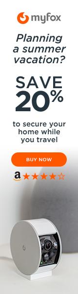 Save 20% at getmyfox.com