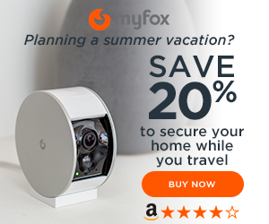 Save 20% at getmyfox.com