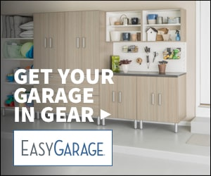 Get your Garage in Gear with EasyGarage