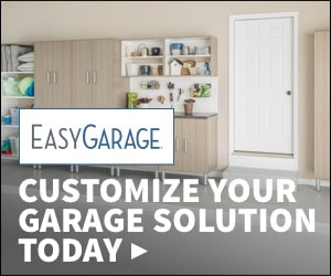 Customize your Garage Solution Today with EasyGarage