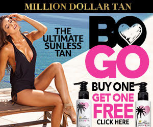 BOGO Sale-Buy  any product and we will send another of the same free!