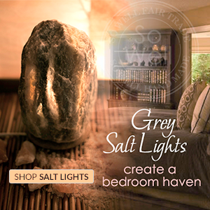 So Well Gray Salt Light