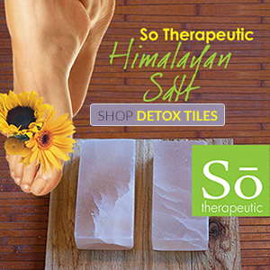 So Well Salt Detoxification Tiles