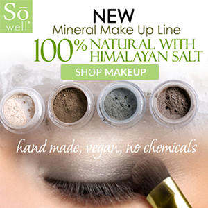 So Well Vegan Mineral Makeup