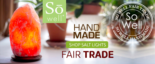 SoWell Himalayan Salt Lamps