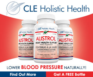 Alistrol - Lower Blood Pressure Naturally!