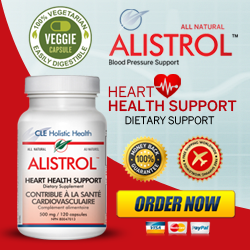Alistrol - Blood Pressure Support