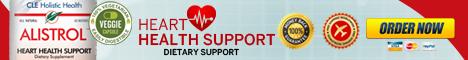 Alistrol - Blood Pressure Support