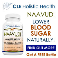 Naavudi - Lower Blood Sugar Naturally!