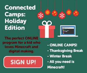 Connected Camps: Holiday Edition