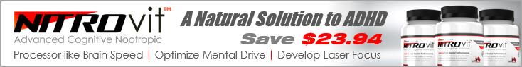 Save $23.94 Nitrovit Coupon