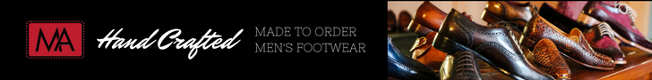 M Andrews - Hand Crafted LUXURY Men's Footwear and Clothing