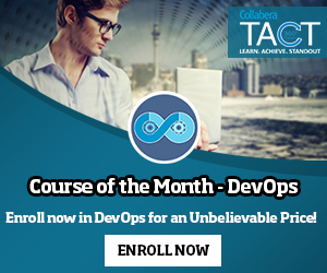 Course Of the Month - DevOps