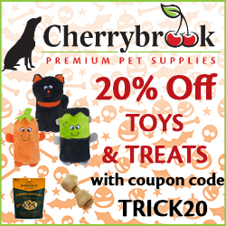 20% off Toys & Treats!
