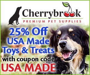 25% off Toys & Treats!