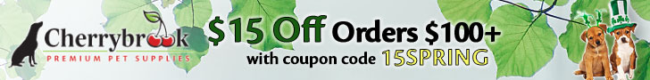 $15 off Orders $100+ for SPRING!