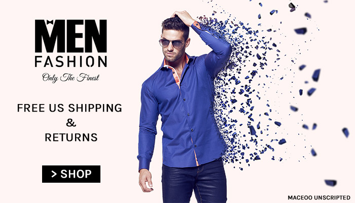 Maceoo Unscripted Collection at Men Fashion 700x400