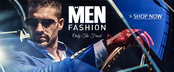 Men Fashion Discount Code