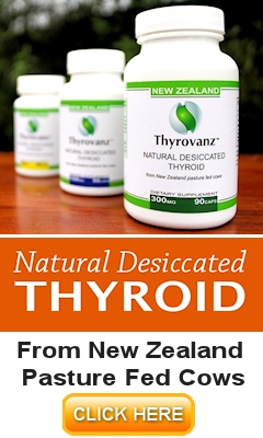 Thyrovanz Coupon Codes for Natural Desiccated Thyroid