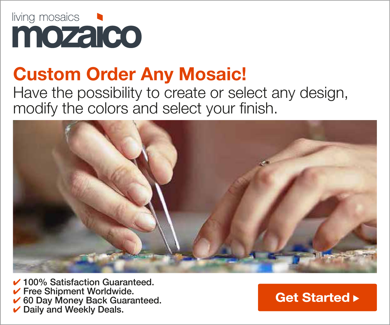 Customize Your Mosaic