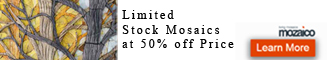 50% Limited Stock Mosaics