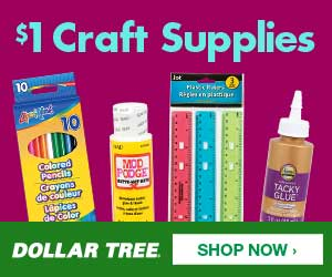 deals,Everything Is Just $1 At DollarTree.com!, #backtoschool