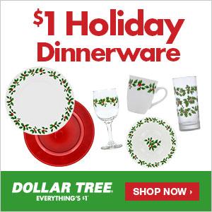 DollarTree Holiday Celebrations