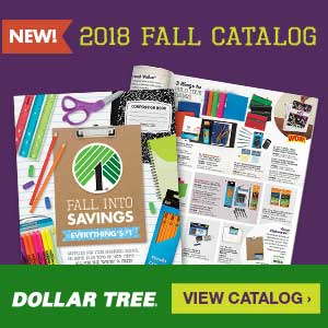 New Super Savings Catalog Is Here