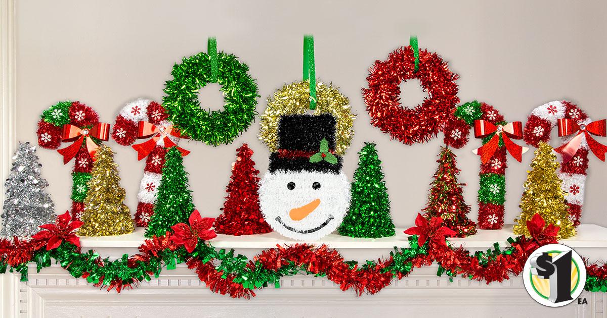 Learn How To Create Easy Dollar Tree Christmas Ornaments