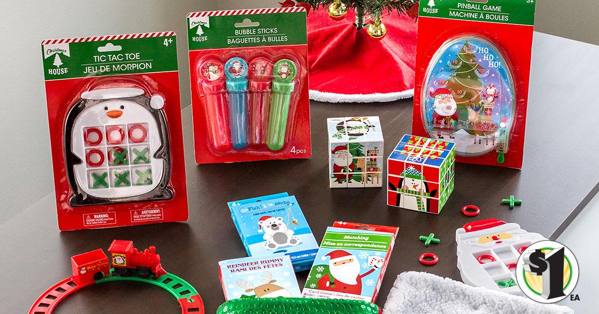 Stocking Stuffers for Kids at Dollar Tree
