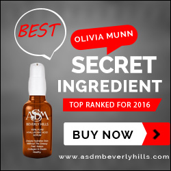 ASDM Olivia Munn Product is Top Ranked for 2016