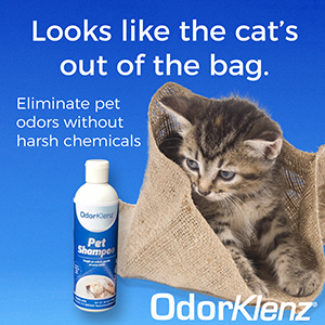 OdorKlenz Pet Odor Removal