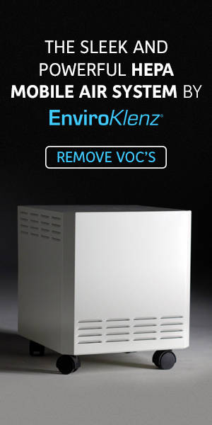 EnviroKlenz Mobile HEPA Air Purifier