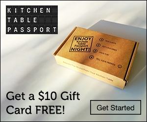 Shop at Kitchen Table Passport