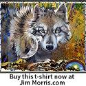 Jim Morris Wild Life Tee Shirts