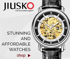 Jiusko Men's Watches