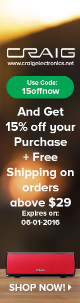 15% off an order