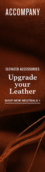 Accompany - Upgrade your Leather - Artisan Made, Fair Trade, Philanthropic