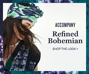 Accompany - Refined Bohemian - Artisan Made, Fair Trade, Philanthropic