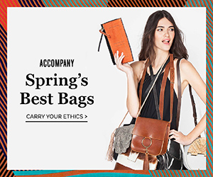 Accompany - Spring Bag Edit - Artisan Made, Fair Trade, Philanthropic